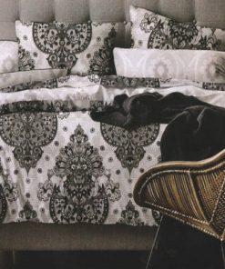 Lenjerie de pat 1+1 oferta Ralex Pucioasa
