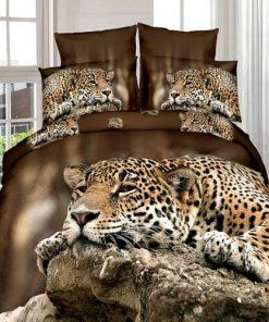 Lenjerie 3D Finet Wild Life Ralex Pucioasa