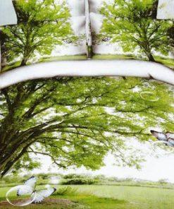 Lenjerie 3D Green Tree Ralex Pucioasa